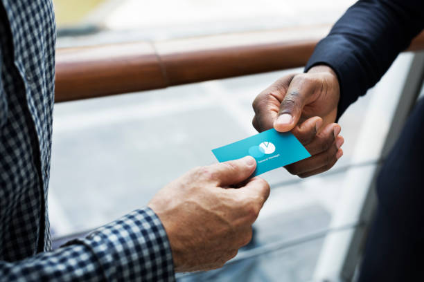 Coloured Business Cards Let Customers Remember You